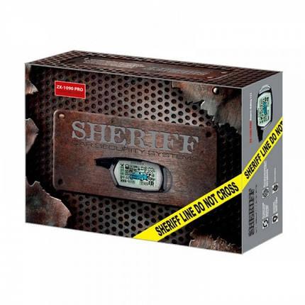 Sheriff Автосигнализация Sheriff ZX-1090 PRO, фото 2