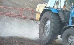 Применение почвенных гербицидов на посевах подсолнечника