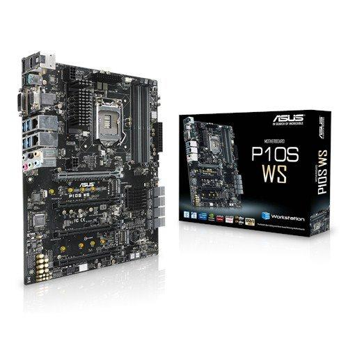 """Материнская плата Asus P10S WS s.1151 DDR4 """"Over-Stock"""""""