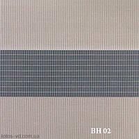 Рулонные шторы День-Ночь BH02 Латте