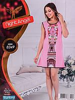 Женское платье Турция. Night Angel 8349. Размер 46-48.