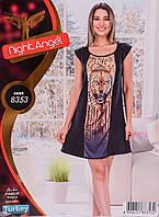 Женское платье Турция. Night Angel 8353. Размер 46-48.