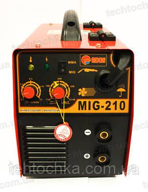 Сварочный инвертор полуавтомат EDON MIG - 290, фото 2