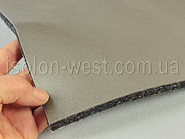 Шумоизоляция для авто войлочная влагостойкая ИВ-12К, самоклейка, толщина 12 мм, лист 78×50 см