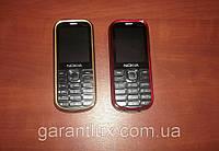 Мобильный телефон нокиа 3720 С (2 сим-карты) в металлическом корпусе!