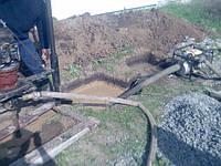 Бурение скважин на воду.  Производим работы по бурению, прочистке, прокачке водозаборных скважин.