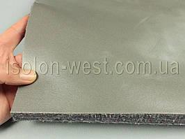Шумоизоляция для авто войлочная влагостойкая ИВ-14К, самоклейка, толщина 14 мм, лист 78×50 см