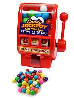 """Kidsmania Candy Jackpot Необычные конфеты """"Джекпот"""" игровой автомат диспансер (красный)"""