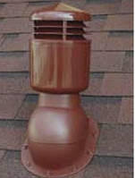 Кровельный вентилятор Wirplast Normal утепленный