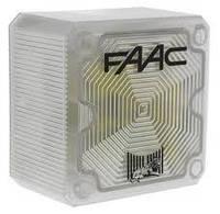 Лампа сигнальна Faac XL24 L 24V/3V (для приводів D600 - D700HS - D1000), фото 1