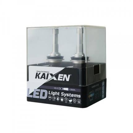 Kaixen LED ЛАМПА KAIXEN HB3 (9005) V2.0 (2 шт.), фото 2