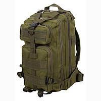 Тактический Штурмовой Военный Рюкзак.Германия. Олива.  Объем 25,30 литров