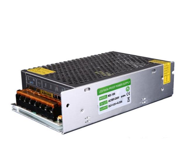 Блок питания 220V - 12V, 8.33A, 100W
