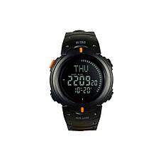 M-Tac часы тактические с компасом черные, фото 3