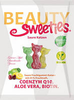 Желейки Коты Beaty Sweeties 125г Германия