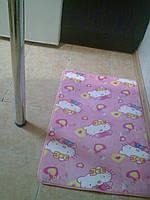 "Коврик ""Hello Kitty"", 50х120 см, розовый"