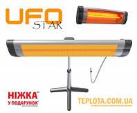 Обогреватель инфракрасный UFO STAR 1900 + ножка в подарок