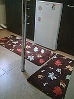 """Коврик """"Кленовые листья"""", 50х120 см"""