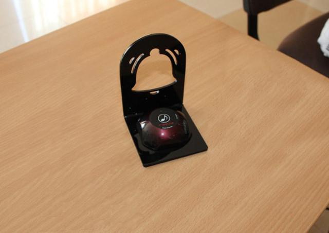 Подставка для кнопки вызова официанта H14 (черный)