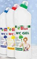 Средство д/чистки унитаза BLUX (лимонная свежесть) 1000 мл