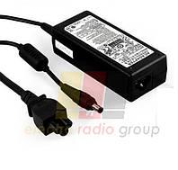 Блок питания для ноутбука SAMSUNG 19V 3.16A (60 Вт) штекер 5.5*3.0 мм, длина 0.9м + кабель питания
