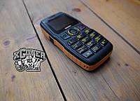 Противоударный и водонепроницаемый телефон Admed b30 2 Sim Батарея 5000mah