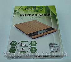 Кухонные весы Camry CR 3154
