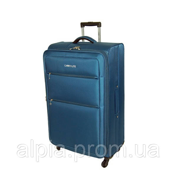 Чемодан Carry:Lite Diamond Blue (M)