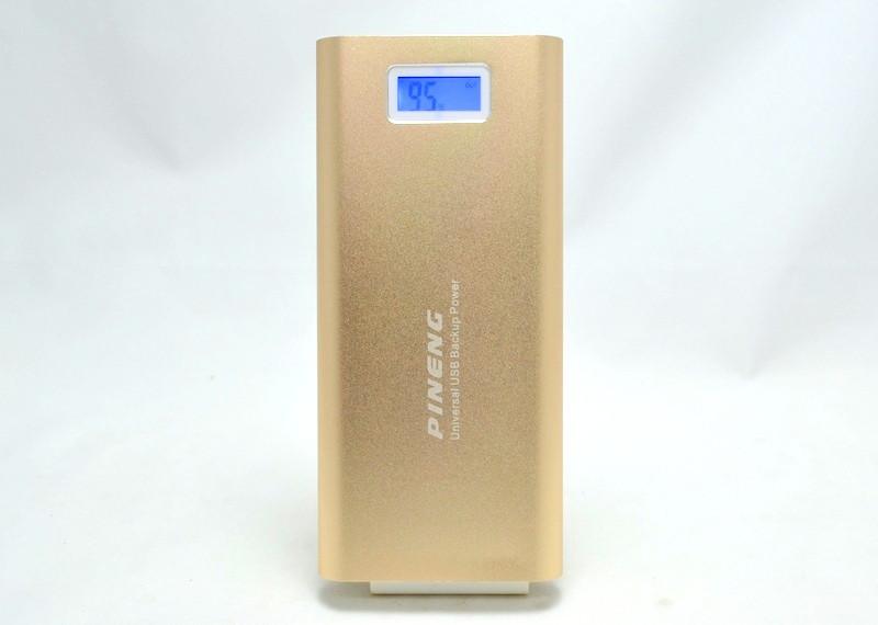 Power Bank P-989 Pineng 30000 mAh Original портативный аккумулятор