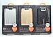 Power Bank P-989 Pineng 30000 mAh Original портативный аккумулятор, фото 2
