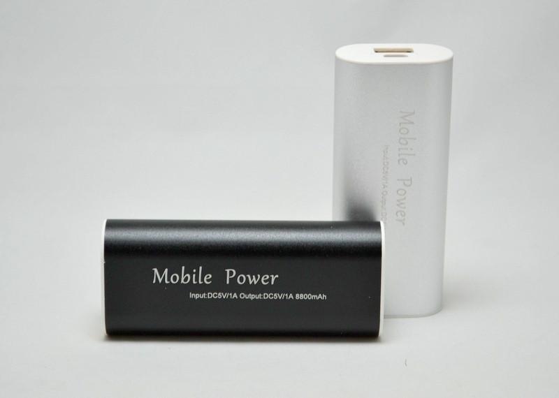 Power Bank P-8800 mAh портативный аккумулятор