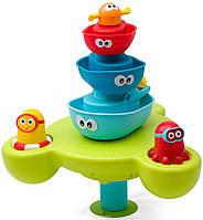 Yookidoo Игрушка для ванной Пирамидка Веселый фонтан