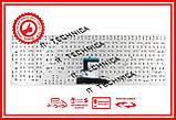 Клавіатура SONY Vaio VPC-EB Series чорна без рамки RUUS, фото 2
