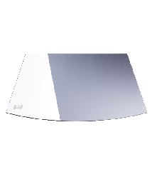 Стекляная подставка под камин HITZE 1067 x 1260