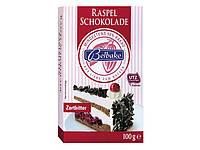 Посыпка кондитерская Belbake Raspel Schokolade  Zartbitter 100g