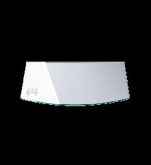 Стеклянная подставка под камин  HITZE 515 x 350