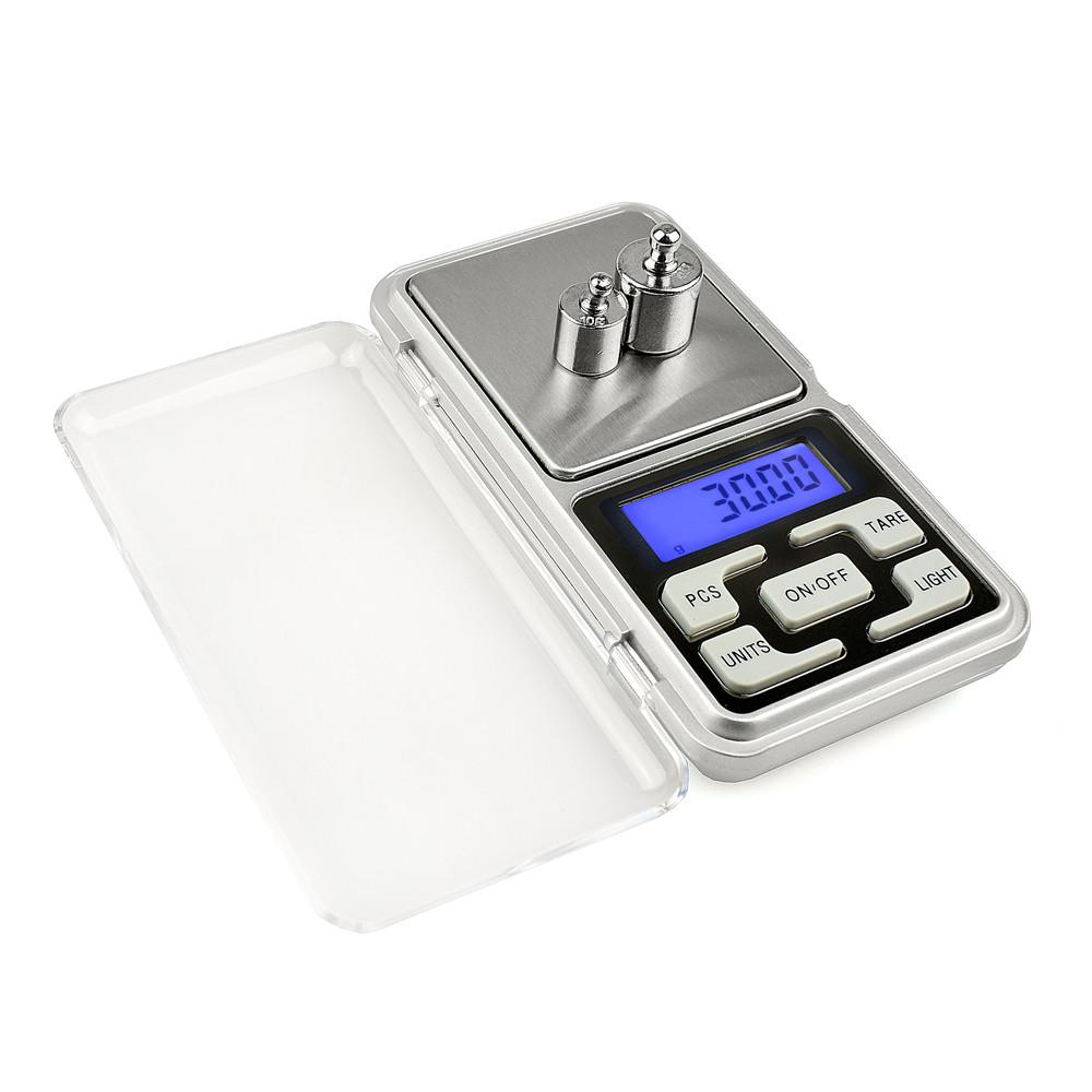 Весы точные ювелирные NEWACALOX 500г/0,1г