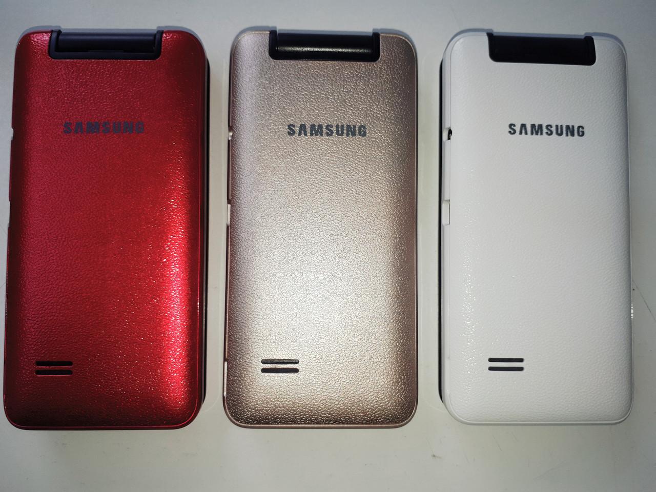 Мобильный раскладной телефон Samsung Galaxy G150 dual 2 SIM китай ... | 960x1280