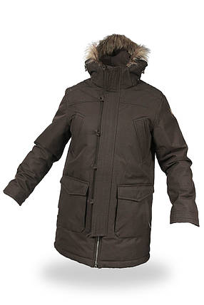 Куртка мужская парка Icepeak 56053 зимняя, фото 2