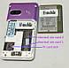Телефон бабочка раскладушка для девочки на 2 Сим-карты XINPDA F118, фото 10