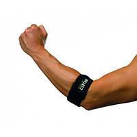 Бандаж на локоть SELECT Tennis, golf- and mouse elbow support - neoprene