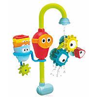 """Yookidoo. Игрушка для воды """"Волшебный кран"""" с дополнительными элементами"""