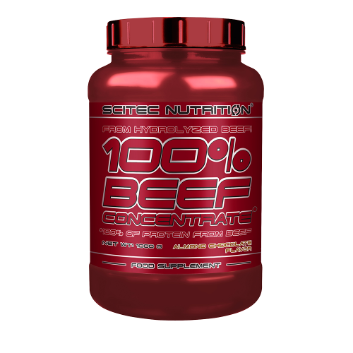 Протеин Scitec Nutrition 100% Beef Concentrate 1 kg