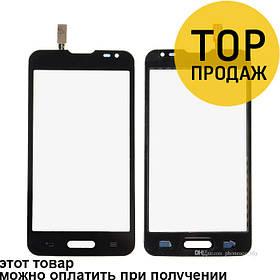 Сенсорный экран для мобильного телефона Qumo Quest 452/453, черный