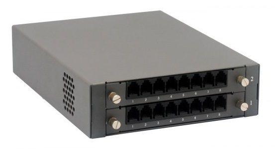FXO и FXS шлюз OpenVox VS-GW1202-8S-8O