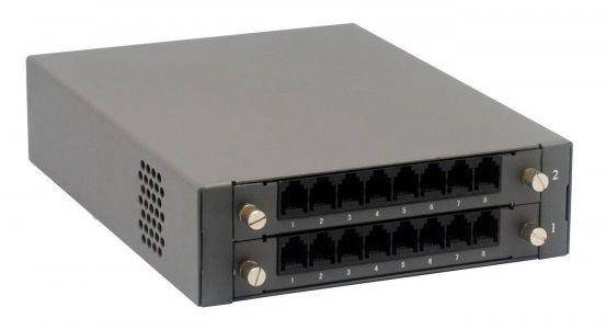 FXO и FXS шлюз OpenVox VS-GW1202-8S-8O, фото 2