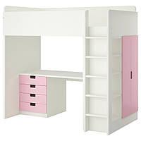 Кровать-чердак IKEA STUVA