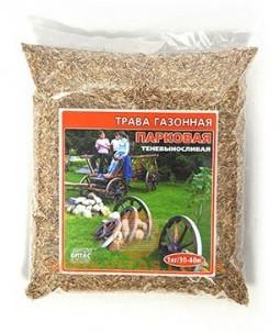 Семена газонной травы парковой теневыносливой 1 кг, Vitas