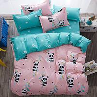Комплект постельного белья Panda (полуторный) Berni