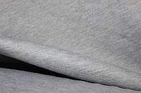 Ткань Французский трикотаж серый меланж, фото 1